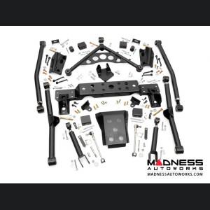 "Jeep Grand Cherokee WJ Long Arm Upgrade Kit - 4"" Lift"